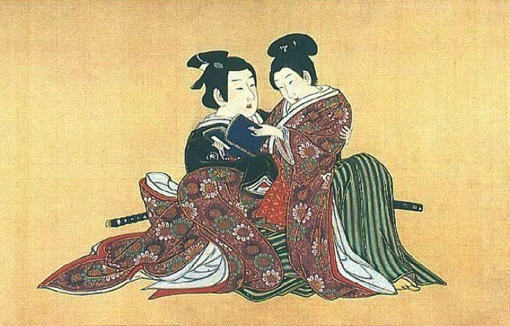 Edo Japan - woodblock